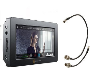 Kit Blackmagic Design Video Assist HDMI/6G-SDI Recorder and 5