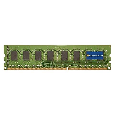 2GB mémoire pour Asus STRIKER II NSE DDR3 UDIMM 1333MHz PC3-10600U