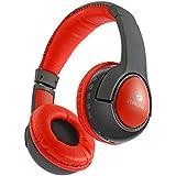 Zebronics Zeb-TARANG Bluetooth Headset Headphone Wireless Over Ear Music with Built in Mic