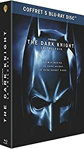 The Dark Knight - La Trilogie - Coffret Blu-Ray