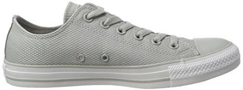 Converse All Star Ox Tech Deboss chaussures Mehrfarbig (Ash Grey/White/Brown)