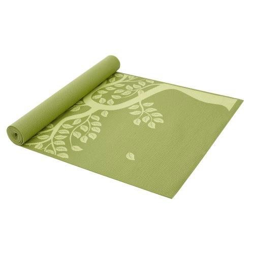Gaiam 53043, Tappeto Yoga Unisex - Adulto, Verde...