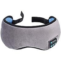 JIAO Bluetooth Augenmaske Wireless Stereo Bluetooth Headset Schlafmaske Stirnband Telefon Soft Sleep Earbuds Schlafaugenmaske... preisvergleich bei billige-tabletten.eu