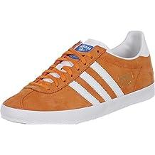 adidas gazelle naranja hombre