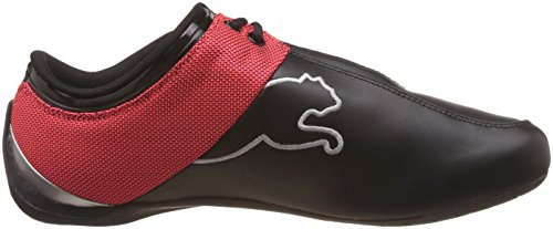Puma Herren Future Cat M1 Core Sneaker Schwarz - Noir (black / Red Blast)