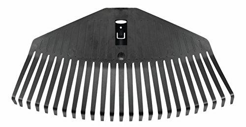 Fiskars 135024 Solid Tête de balai à gazon M 25 dents