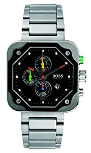 Hugo Boss - 1512054 - Montre Homme - Quartz - Bracelet Acier Inoxydable