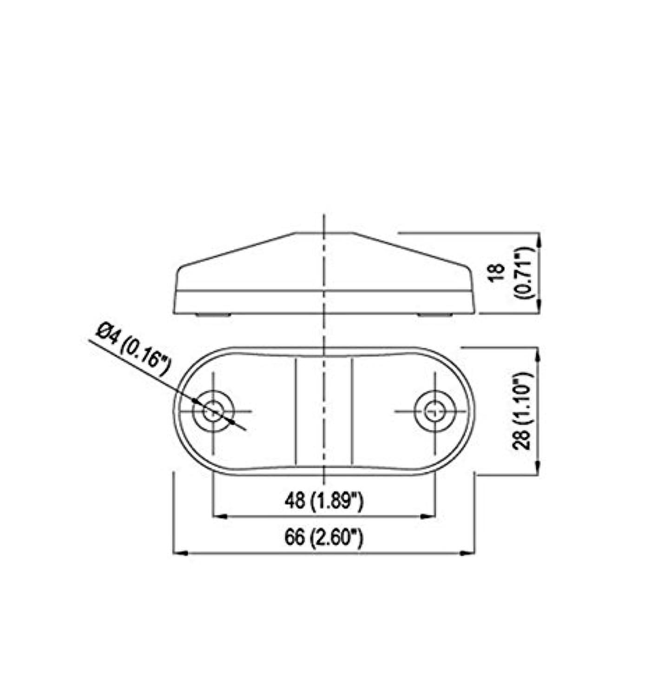 SRG Lot de 5 flotteurs WE331/au choix 0,3 g//0,5/g//0,8 g//1 g