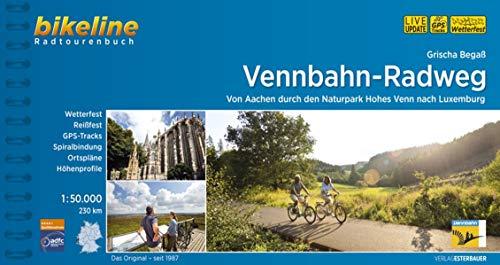 Price comparison product image Vennbahn - Radweg Aachen durch Naturpark Hohes Venn nach Lux