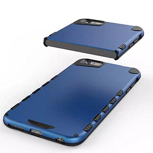 JIALUN-Telefon Fall IPhone 6 6S PLUS Abdeckung, abnehmbare Anti-Vibration PC kühle hintere Abdeckung schützende Abdeckung ( Color : 3 ) 7
