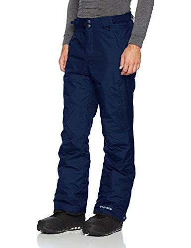 Columbia Pantalón de esquí para Hombre, Bugaboo Omni Heat, Azul (Collegiate Navy), Talla M