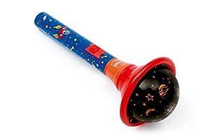 Scratch 6182322-Proyector Linterna Espacial, Varios Juguetes