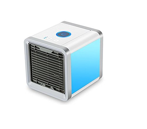 Refroidisseur D'air Portable USB Ventilateur 3 EN 1 Réglable Air Climatiseur Mini Air Refroidisseur...