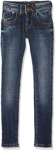 LTB Jeans Mädchen Jeans Julita G, Blau (Peliel Wash 50342), 116 (Herstellergröße: 5-6)