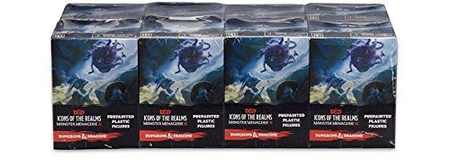 1xIcons of the Realms Monster Menagerie II Booster Brick La Menagerie