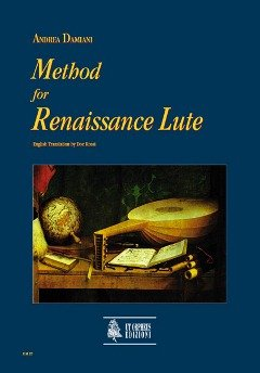 METHOD FOR RENAISSANCE LUTE - arrangiert für Laute [Noten / Sheetmusic] Komponist: DAMIANI ANDREA
