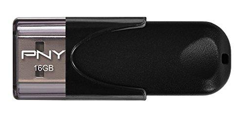 PNY Chiavetta Attaché 4 Standard, Memoria Portatile USB 2.0, 16 GB, (Usb 2.0 Attache)