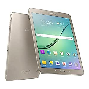 "Samsung Galaxy Tab S2 Tablette tactile 10"" Or (Octacore 1,9 GHz, Disque dur 32 Go, 3 Go de RAM"