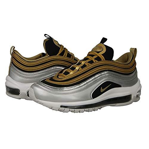 purchase cheap 1f29e 1b0bc Nike W Air Max 97 Se, Scarpe Running Donna, Multicolore Metallic Gold 700,