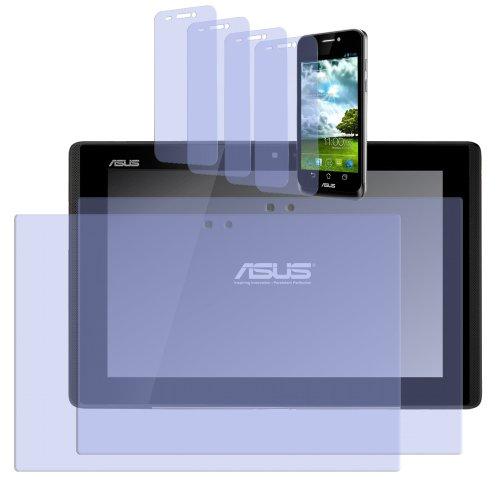 dipos I 6X Schutzfolie matt passend für ASUS Padfone + Padfone Station Folie Displayschutzfolie