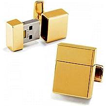 BSA Oro Flash Moto Gemelos y clip de corbata Set
