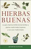 Hierbas Buenas: Remedios Naturales Del Folclor Tradicional Hispano