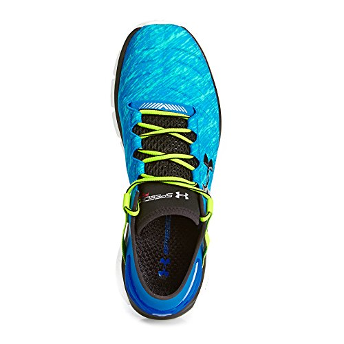 Under Armour Speedform Fortis Twist Men Shoes Blau