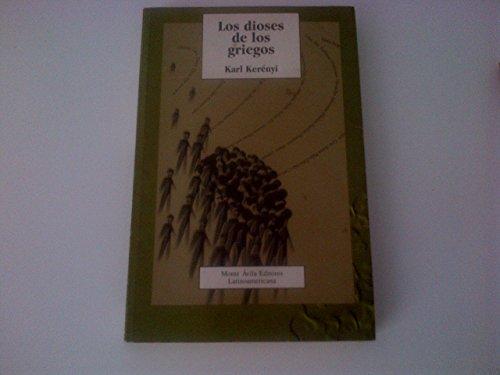 Descargar Libro Los dioses de los griegos de Karl Kerenyi