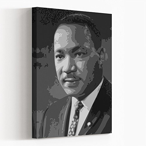canvas-print-20-x-14-inch-50-x-35-cm-martin-luther-king-3-canvas-wall-art-picture-ready-to-hang-free