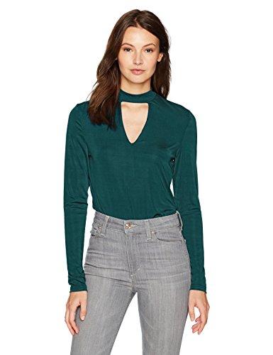 Vero Moda Vmjennie LS Top Maglia a Maniche Lunghe, Blu Navy Blazer, 38 (Taglia Produttore: Medium) Donna