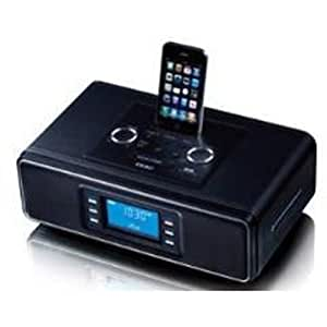 Teac sr-2 Dockingstation iPod verstärkt Radio Wecker AM/FM 2 x 4 W RMS
