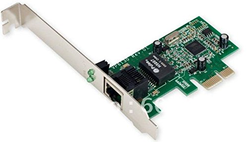 Technotech PCI Express Lan Card Network Adapter for Windows 98/2000/XP 32-bit  available at amazon for Rs.299