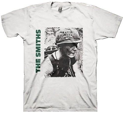 The Smiths Meat is Murder T-shirt - Small or Medium