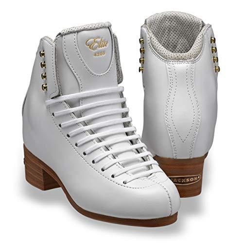 SKATE GURU Jackson Ultima/Figure & Roller Skating-Stiefel: Elite, Premier, Debut, Competitor, Finesse, Damen, Size: Adult 3 / Width: Narrow (R, B)