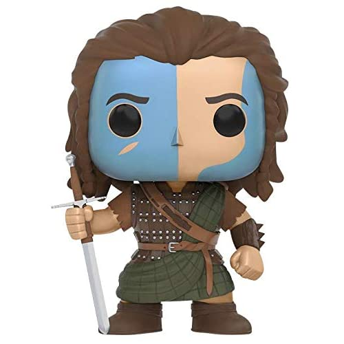 comprar William Wallace Funko Pop