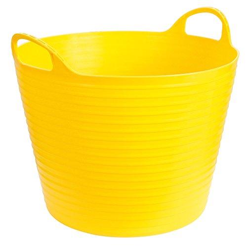 Kerbl 323537 Trog FlexBag 42 L, gelb