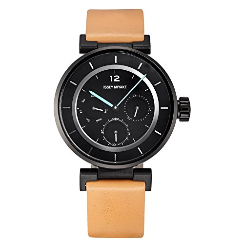 Issey Miyake silaab04Men's Wrist Watch