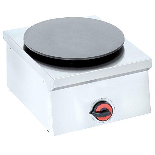 Macfrin - Máquina para Hacer Crepas Eléctrica