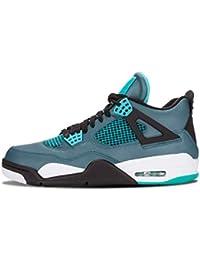 Nike Air Jordan 4 Retro 30th, Zapatillas de Deporte Exterior Para Hombre