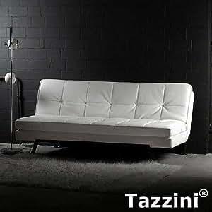 marken design sofa schlafsofa tazzini wei breite 190cm k che haushalt. Black Bedroom Furniture Sets. Home Design Ideas