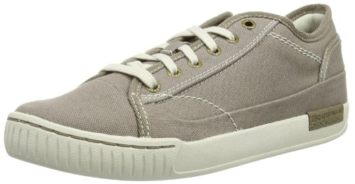 Cat Footwear INTRO CANVAS, Sneaker uomo, Soft Grey, 42 (8 UK)