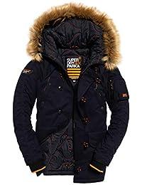 2b8c23ab7464 Amazon.fr   Superdry - Manteaux et blousons   Homme   Vêtements