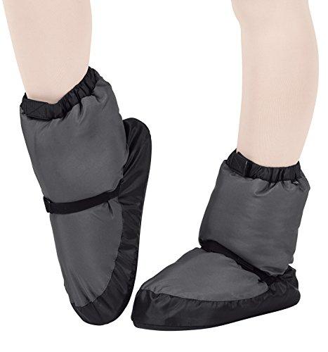 BlochWarm Up Bootie - Scarpe da ballo/danza Bambina Light Grey