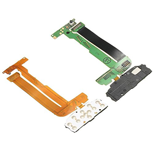 LCD Flex Cavo Flat Ribbon Ricambio Part Without Camera per