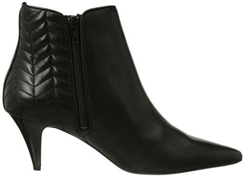 Högl shoe fashion GmbH 8-106020-01000 Damen Kurzschaft Stiefel Schwarz (01000)