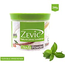 Zevic Stevia Sugar Free White Powder - 200 g