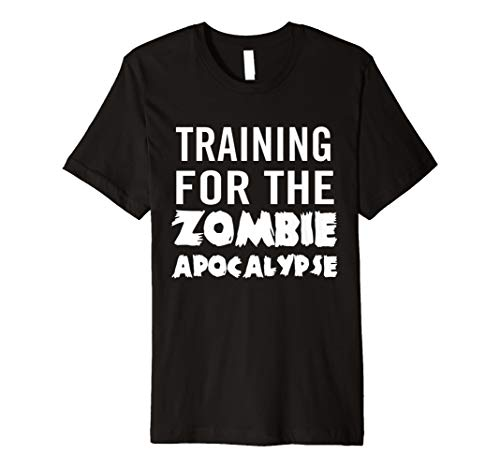 Training for the zombie apocalypse -