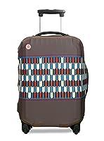 Dandy Nomad Housse de valise Apache Marron Pack Cover, 26 cm, Brown (Marron)