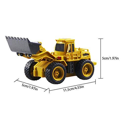 RC Auto kaufen Baufahrzeug Bild 6: RC Ferngesteuerter Kipper Tieflader Dump Truck| RC Kran Mini Baufahrzeug Kinder Geschenk | Truck Tunnel Bagger Kran Spielzeug*