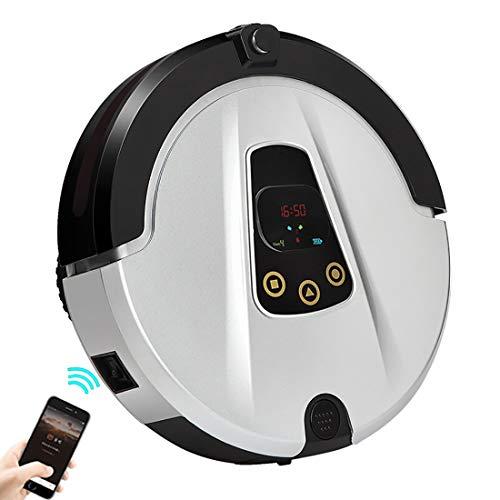 Rzj-njw Robot Aspirador Cámara Panorámica 360 Navegación
